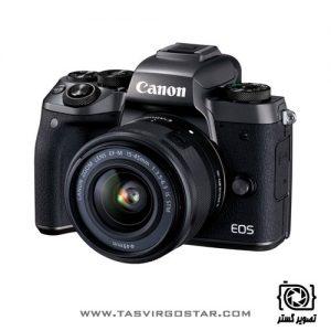 دوربین کانن Canon EOS M5 Mirrorless with 15-45mm