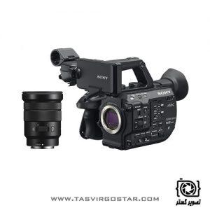 دوربین حرفه ای فیلمبرداری سونی Sony PXW-FS5M2 با لنز 18-105
