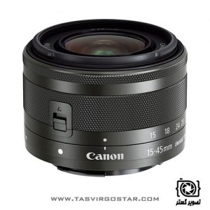 لنز دوربین کانن Canon EF-M 15-45mm f/3.5-6.3 IS STM