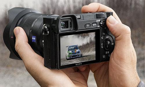 دوربین سونی Sony Alpha a6300 Lens Kit 16-50mm