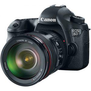 دوربین Canon 6D 24-105L