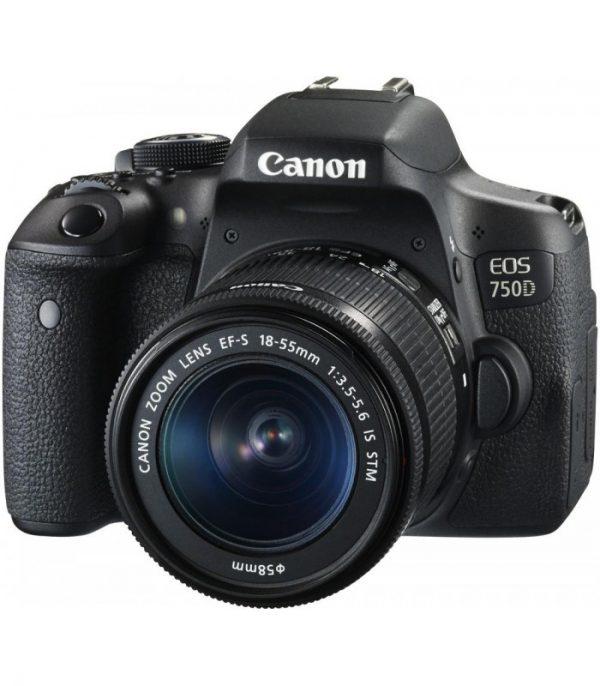 دوربین Canon 750D 18-55