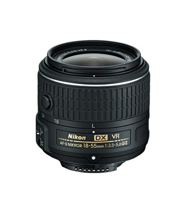 لنز نیکون Nikon AF-S NIKKOR 18-55mm F/3.5-5.6G VR II DX