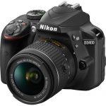 دوربین نیکون D3400 با لنز 18-55