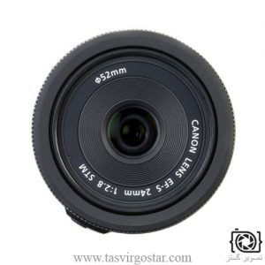 خرید لنز کانن 24 میلیمتر f2/8 STM