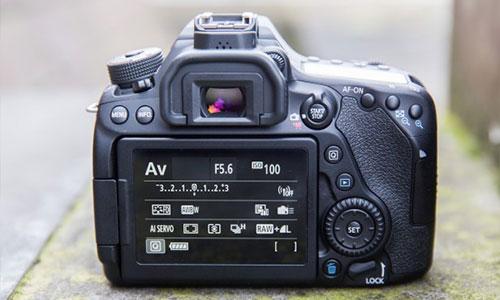 دوربین عکاسی کانن 80D body