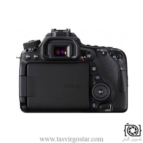 خرید دوربین عکاسی کانن 80D body