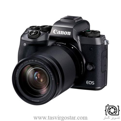 دوربین کانن M5 با لنز 18-150