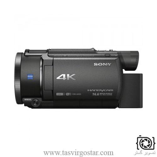 خرید دوربین هندی کم Sony FDR AX53 4K Ultra HD Handycam Camcorder