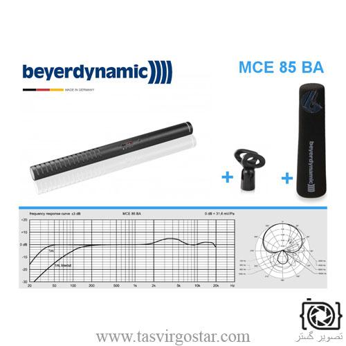 خرید میکروفونbeyerdynamic MCE 85 BA