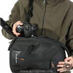 خرید کوله دوربین عکاسی ونگارد UP-RISE II 34