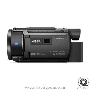 دوربین هندی کم Sony 64GB FDR-AXP55 4K Handycam with Built-In Projector
