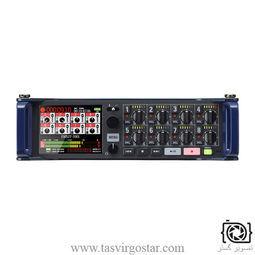 خرید رکوردرzoom zf8 f8 field recorder
