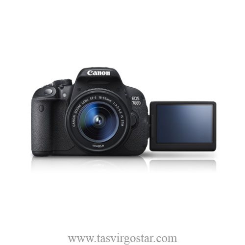 (EOS 700D Kit (EF S18-55 IS STM