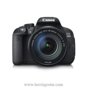دوربین کانن EOS 700D Kit EF-S 18-135 IS STM