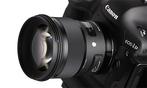 لنز سیگما Sigma 50mm f/1.4 DG HSM Art Canon Mount