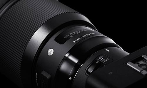 لنز سیگما Sigma 85mm f/1.4 DG HSM Art Nikon Mount