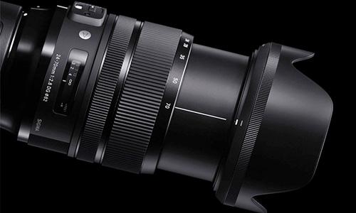 لنز سیگما Sigma 24-70mm f/2.8 DG OS HSM Art Nikon Mount