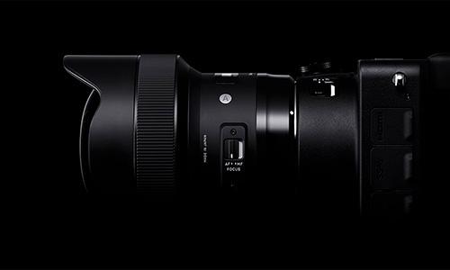 لنز سیگما Sigma 14mm f/1.8 DG HSM Art Nikon Mount