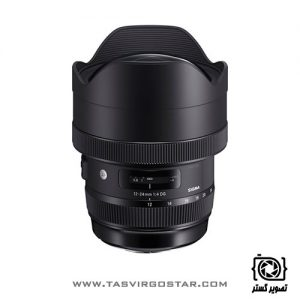 لنز سیگما Sigma 12-24mm f/4 DG HSM Art Nikon Mount
