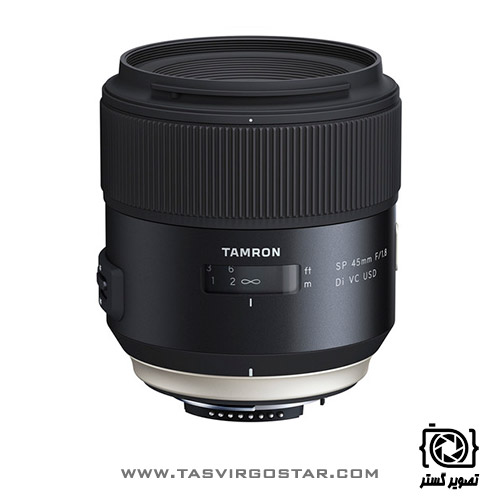 لنز تامرون SP 45mm f/1.8 Canon Mount