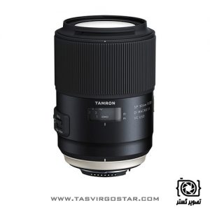 لنز تامرون Tamron SP 90mm f/2.8 Di Macro 1:1 VC USD Canon Mount