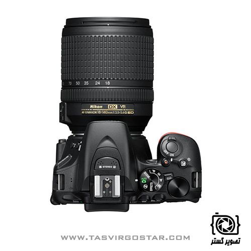 نیکون D5600 lens kit 18-140