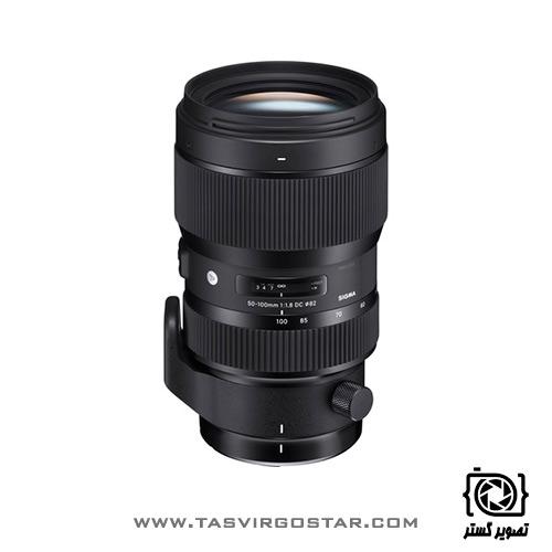 لنز سیگما Sigma 50-100mm f/1.8 Canon Mount