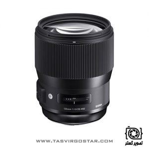 لنز سیگما 135mm f/1.8 Art Canon