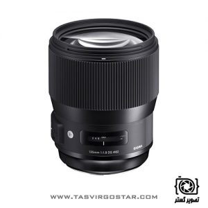 لنز Sigma 135mm f/1.8 Art Canon Mount