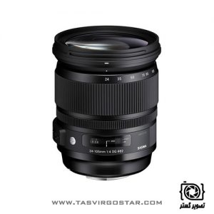 لنز سیگما Sigma 24-105mm f/4 DG OS HSM Art Canon Mount