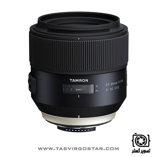 لنز Tamron 85mm f/1.8 Canon Mount