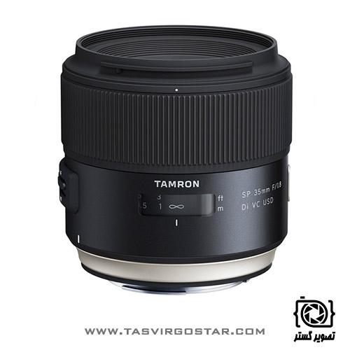 لنز تامرون SP 35mm f/1.8 Canon Mount