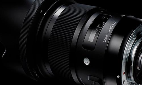 لنز سیگما Sigma 24mm f/1.4 DG HSM Art Nikon Mount