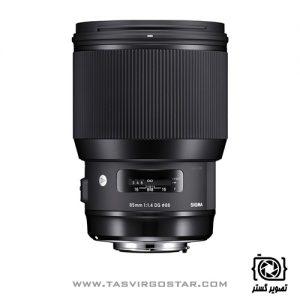 لنز Sigma 85mm f/1.4 DG HSM Art - Nikon Mount