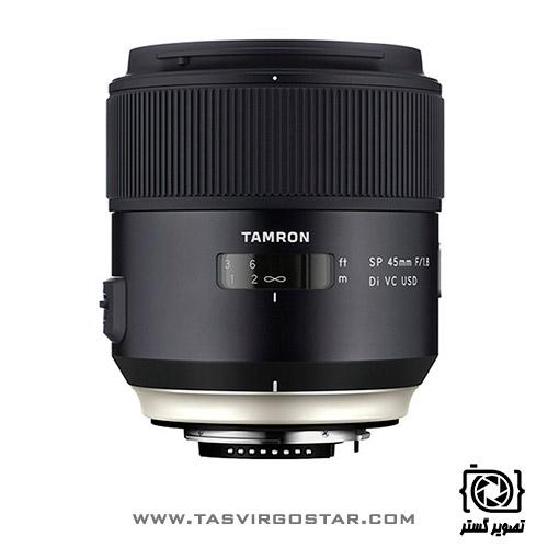 لنز تامرون Tamron SP 45mm f/1.8 Di VC USD Canon Mount
