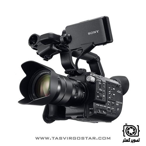 دوربین سونی Sony PXW-FS5 Lens kit 18-105