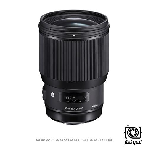 لنز Sigma 85mm f/1.4 Art Nikon Mount
