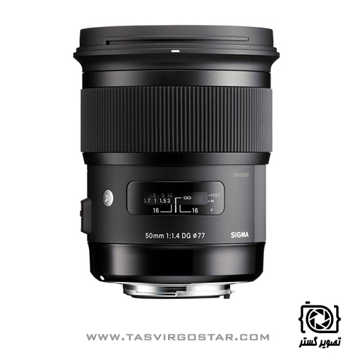 لنز Sigma 50mm f/1.4 DG HSM Art - Canon Mount