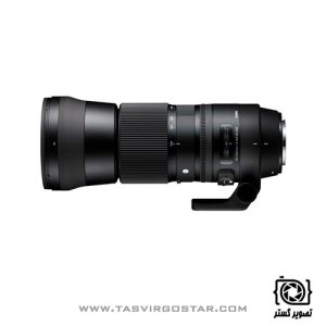 لنز سیگما Sigma 150-600mm f/5.0-6.3 DG OS HSM Contemporary Canon Mount