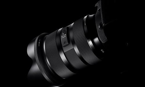 لنز سیگما Sigma 24-35mm f/2 DG HSM Art Nikon Mount