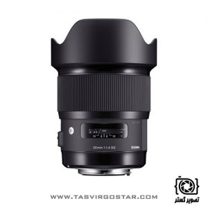 لنز سیگما Sigma 20mm f/1.4 DG HSM Art Canon Mount