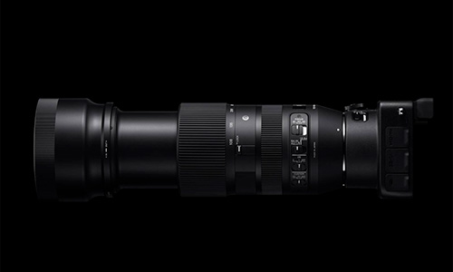 لنز سیگما Sigma 150-600mm f/5-6.3 DG OS HSM Sports Nikon Mount