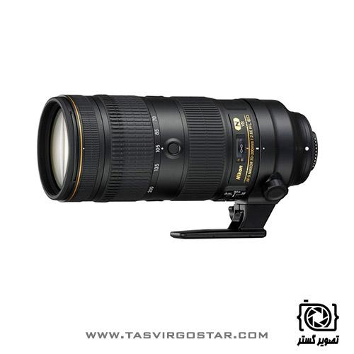 لنز نیکون Nikon 70-200mm f/2.8E