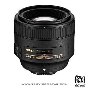 لنز نیکون Nikon AF-S NIKKOR 85mm f/1.8G