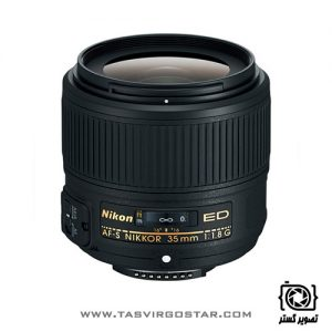 لنز نیکون Nikon AF-S NIKKOR 35mm f/1.8G ED