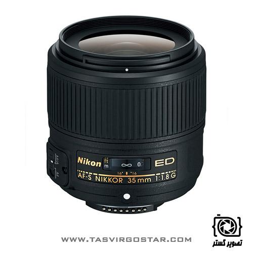 لنز نیکون 35mm f/1.8G ED