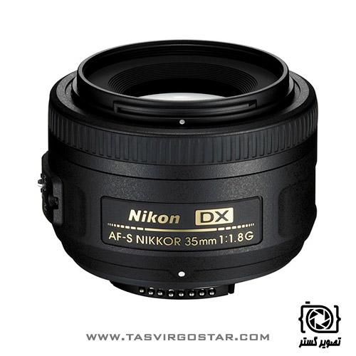 لنز نیکون Nikon 35mm f/1.8G