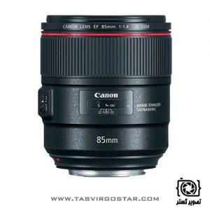 لنز کانن Canon EF 85mm f/1.4L IS USM