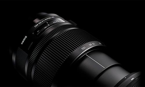 لنز سیگما Sigma 24-105mm f/4 DG OS HSM Art Canon Mount